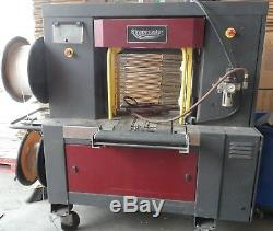 Strapmaster Strapping Machine Local Pick And Inspection Only