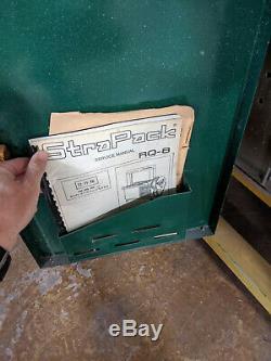 Strapping Machine YR 2006- Strapack RQ-8