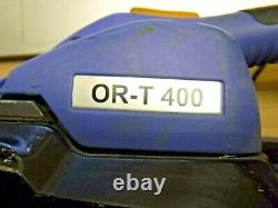 Strapping Tool ORGAPACK ORT400 OR-T 400 Automatic Tensioning 18v Li-Ion bander