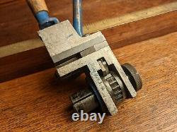 Super Rare Antique USA Made Banding Strapping Machine Working