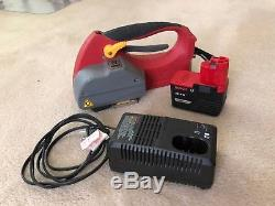 TRANSPAK H-45L Helios Battery Powered Strapping Tool
