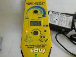 Tinker Rasor Aps High Voltage Holiday Detector Pipeline Tool Spy