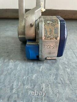 Titan HKE 3/4 combination steel strapping tool, bander a335 a333 scm34