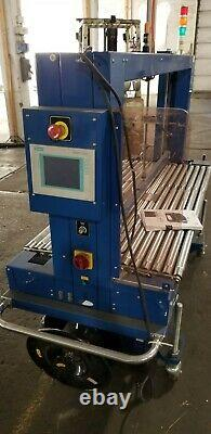 TransPack Strapping Machine