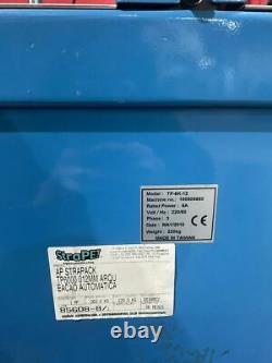 Transpak Equipment TP-6000 Automatic Strapping Machine