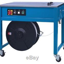 Transpak Table-Top Strapper Semi-Automatic Strapping TP-202