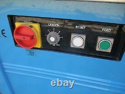 Transpak Tp-501ce Heavy Duty Semi-automatic Strapping/banding Machine