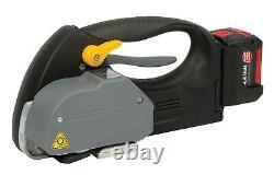 Transpak tvx-12li Handheld Strapping Tool Banding Machine 12V Heavy Duty