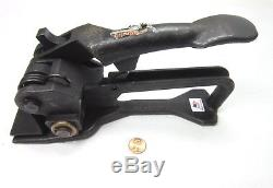 USA Made! MIP Steel Strapping Tensioner Mip-1610 Pusher Style Feed wheel $450.00