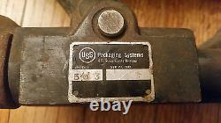 USS Packaging Systems Steel Strapping Banding Tensioner Model 5413
