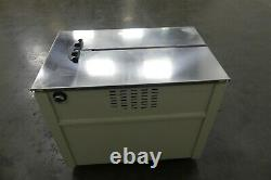 Uline H-959 Poly Strapping Machine 10A 110V 60HZ Single Phase