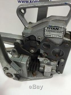 Umreifungsgerät Metall 13mm TITAN KMO Stahlband Spanngerät