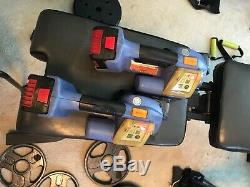Used Orgapack OR-T 250 Automatic Strapping Tool with Battery. Price is for 1 only
