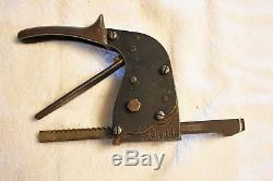 Vintage Acme Steel Co. Strapping Banding Tool