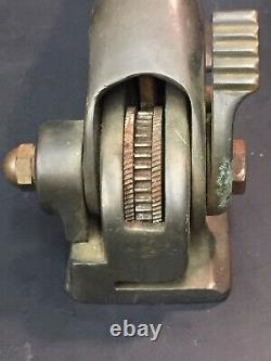 Vintage Bander Signode Steel Strapping Co. Tensioner Early Year SSS 434 Brass