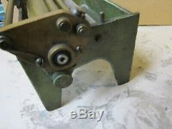 Vintage Potdevin Machine 6H 80 Label Paster