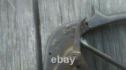 Vintage acme bander for strapping, made in England. Model GR C-1204 pistol grip