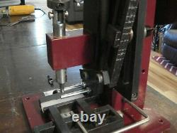 Weaver Leather Master Tools Rotary Punch, Belt Strap Hole Machine Tool Press
