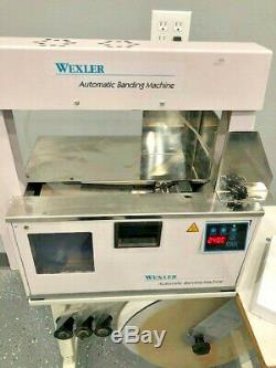 Wexler ATS-CE 340 Banding Machine