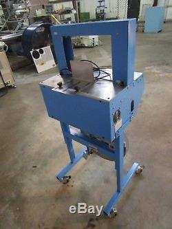 Wexler Ats Ultra Sonic 2000-r Automatic Banding Machine Us 2000 Ab 115v 1ph